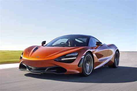 Brand New McLaren Super Series 720S Gets Unveiled ? City