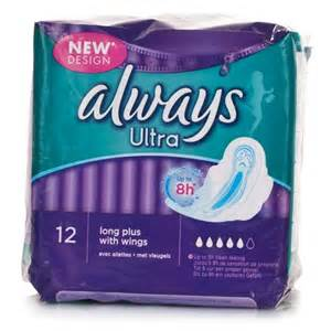 always ultra long plus with wings toiletries 163 2 49
