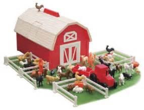 Tier toys animal stacker barnyard play set all modern baby modern