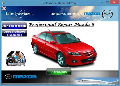 online car repair manuals free 2008 mazda mazda6 interior lighting manual de taller y reparaci 243 n para el mazda 6 2004 2008 bs 7 495 95 en mercado libre