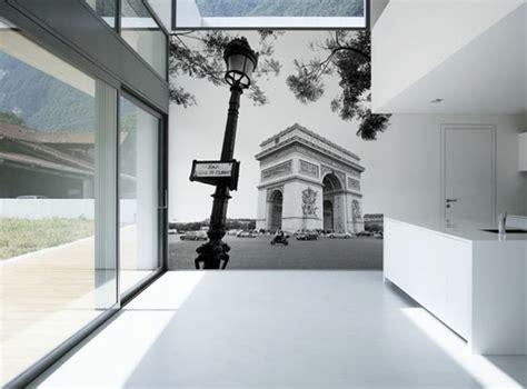 Moderne wandgestaltung mit fototapeten coole ideen f 252 r ihre wohnung