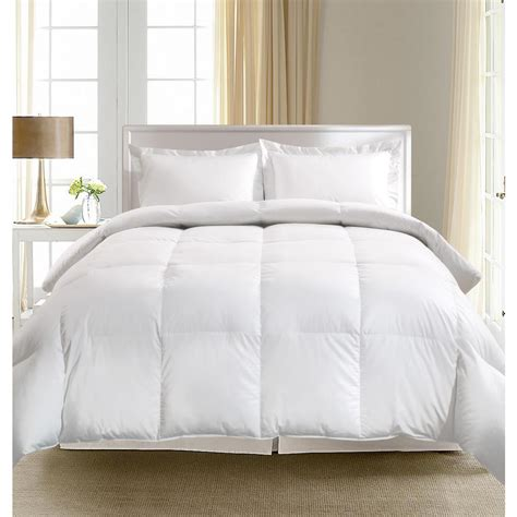 white goose down comforter king blue ridge european white goose down king comforter 021216