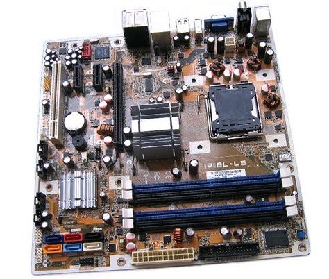 Hp Asus Intel asus ipibl lb hp compaq intel g33 benicia gl8e 775 motherboard