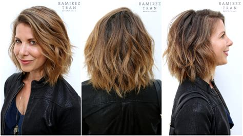 june macasaet haircut the gallery for gt highlights in brown hair before and after