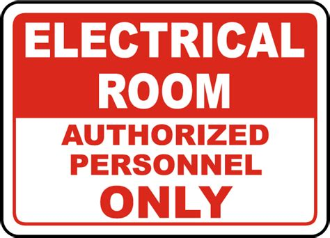 signs for rooms electrical room sign by safetysign e3318