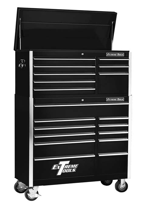 best deals on tool cabinets extreme tool boxes 41 8 top chest and 11