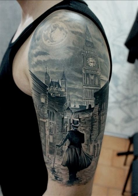 tattoo london white ink black and white 3d tattoos ink chill