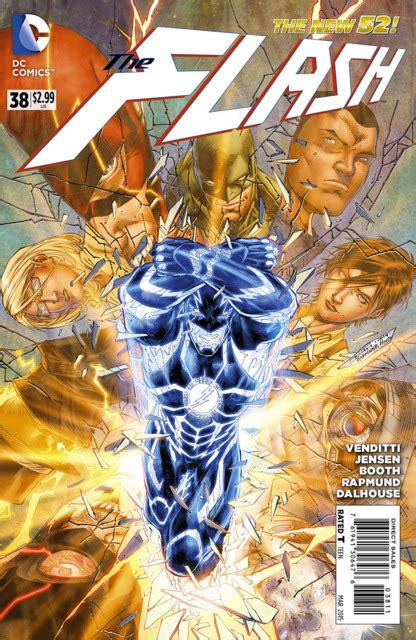 The Flash Volume 6 Out Of Time The New 52 Ebooke Book the flash 48 enemy issue