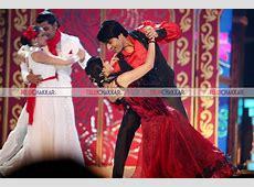 Starry performances at the Eleventh Indian Telly Awards 2012 Kinshuk Mahajan And Sanaya Irani