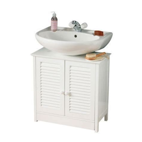 under sink unit bathroom quality white wood under sink cabinet bathroom storage unit with shut