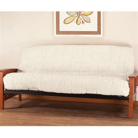 futon waterproof cover waterproof sherpa futon cover by oakridge walter drake