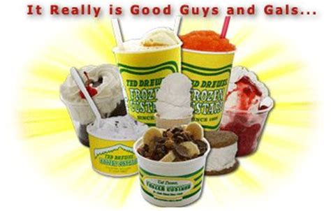 Ted Drewes Gift Cards - it s never too cold out for ice cream a ted drewes frozen custard gift card could