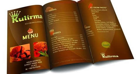 menu brochure template free 25 best free brochure design psd templates designssave