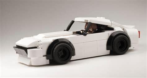 lego nissan datsun the lego car