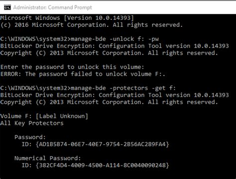 diskpart format stuck encryption how to format and use a bitlocker encrypted