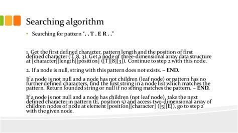 pattern matching empty string fast exact string pattern matching algorithm for fixed
