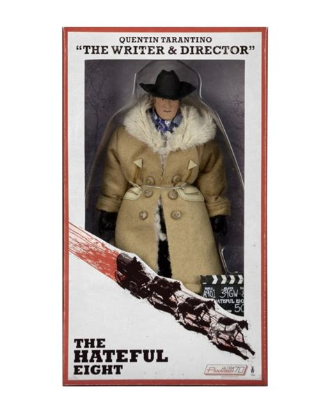 figure quentin tarantino the hateful eight clothed 8 quot figure quentin