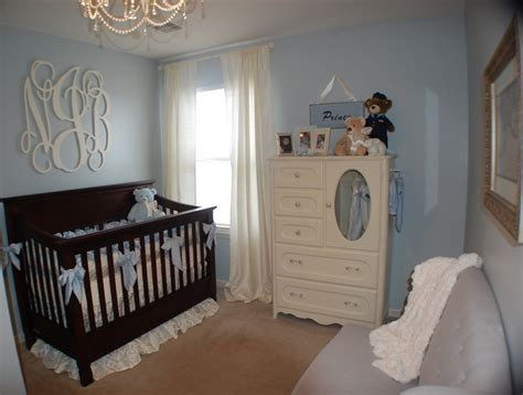 sherwin williams baby room colors baby boy nursery with monogram above the crib shade of light blue paint sherwin