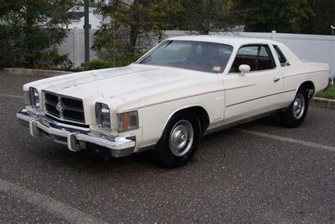 For Sale Chrysler 300 by 1979 Chrysler 300 For Sale
