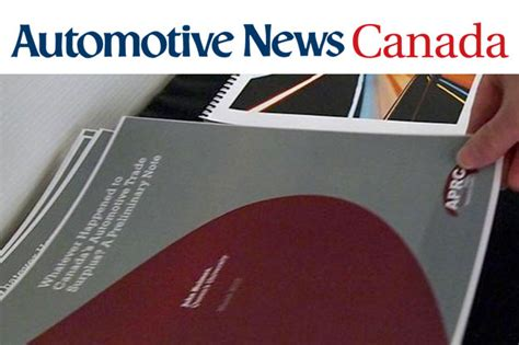 Mba In Automotive Management In Canada by Canada May Be Undercounting Auto Employment School Of