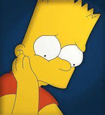 imagenes de bart simpson de amor triste the 25 best imagenes de bart simpson ideas on pinterest