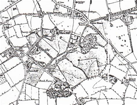 allerton park map history of allerton calderstones mansions and parks