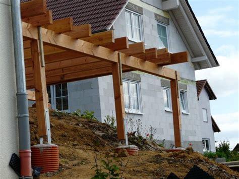 balkon anbauen holz kosten kreative ideen fuer