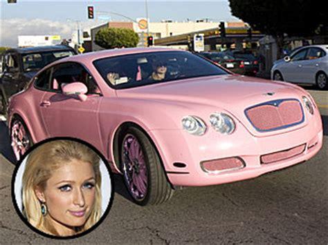 bentley pink diamonds picks up a pink bentley