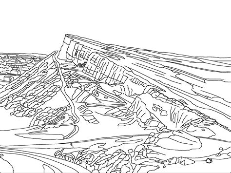 free coloring pages of sedimentary rocks