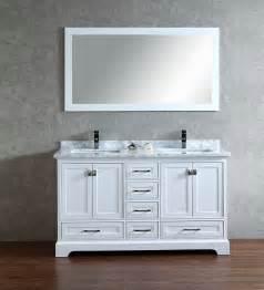 72 Inch Bathroom Vanity Mirror Only 1595 00 Stufurhome Newport White 72 Inch Sink