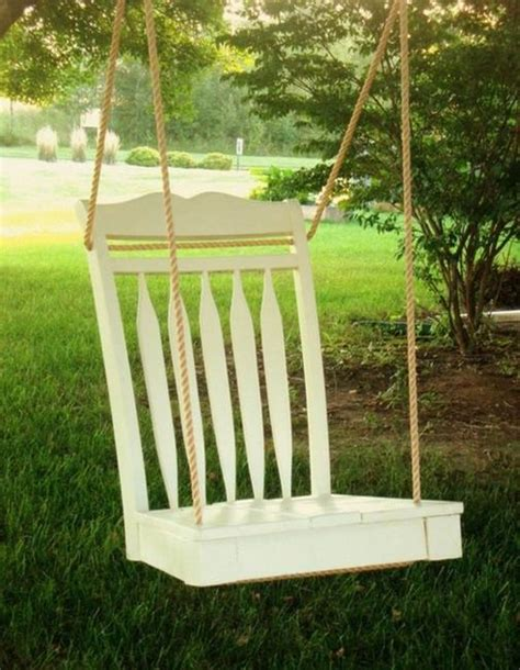 garden swing kids recycling for kids swings to make active children busy and