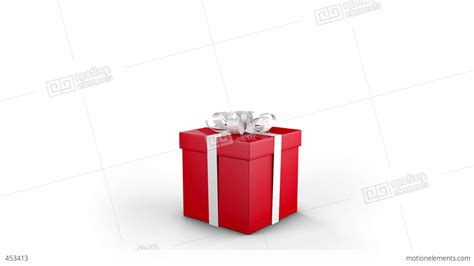 Gift Opening - gift box opening stock animation 453413