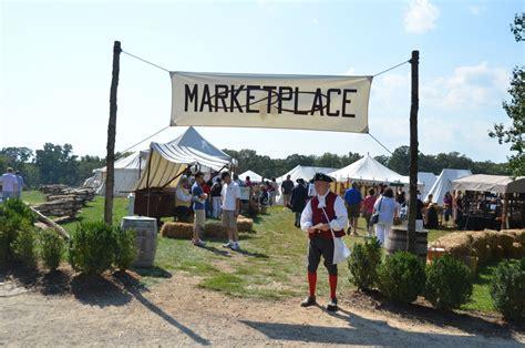 colonial market fair george washingtons mount vernon