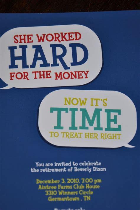 retirement party invitation template free sansalvaje com