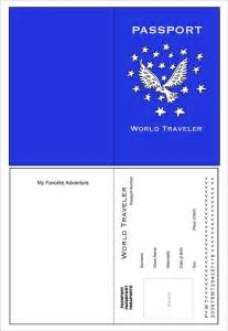 passport template doc 680523 13 premium printable passport templates free
