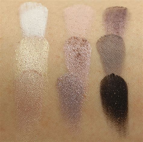 Too Faced Boudoir Eyes Review And Swatches | too faced boudoir eyes soft sexy eye shadow collection