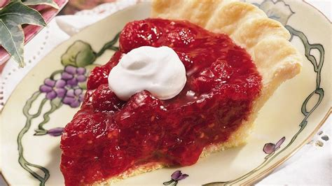 fresh raspberry pie recipe from pillsbury com