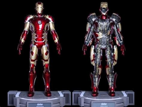 best iron man suit iron man mark 43 armor archives damngeeky