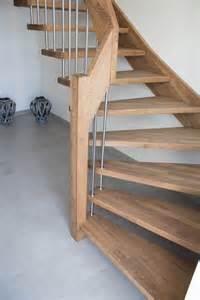 treppe wange wangen bolzentreppen bp treppenbau