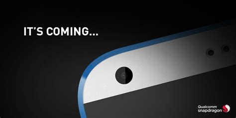 it s coming qualcomm snapdragon its coming teaser
