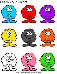 when do children learn colors learn your colors for preschool headstart school