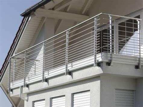 balkongeländer stahl balkongel 228 nder