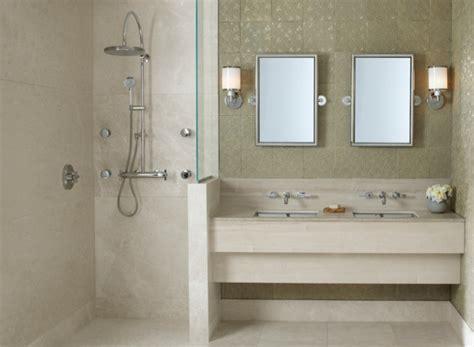 badezimmerrenovierung idee dusche waschbecken idee renovierung ihres badezimmers