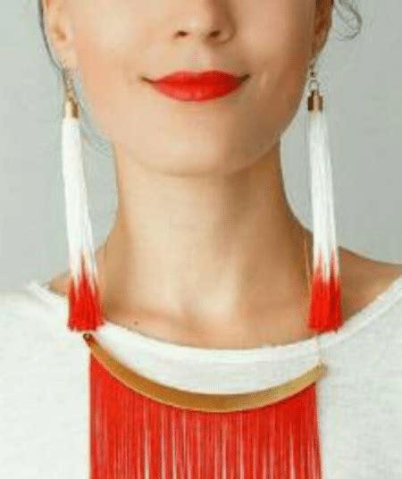 Anting Anting Cantik Banyak Model Multicolor Banyak Warna til modis dengan anting minimalis dari shopee