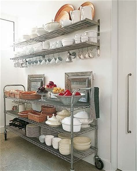 kitchen shelving ideas pinterest creative kitchen storage ideas from pinterest dig this