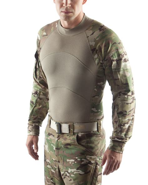 Jaket Bb Army Rusia Abu massif multicam army combat shirt review airsoft