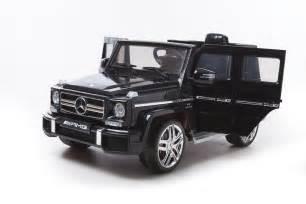 Mercedes electric ride on jeep g63 amg suv 12v black
