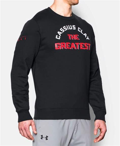 Sweater Armour Muhammad Ali K21 armour muhammad ali the greatest sweatshirt