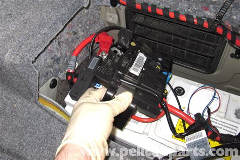 On Top Series 07 bmw e90 battery replacement e91 e92 e93 pelican parts diy maintenance article
