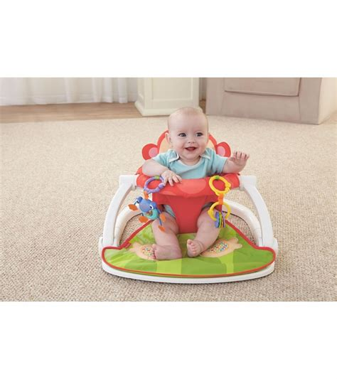 baby sit up seat asda fisher price deluxe sit me up floor seat
